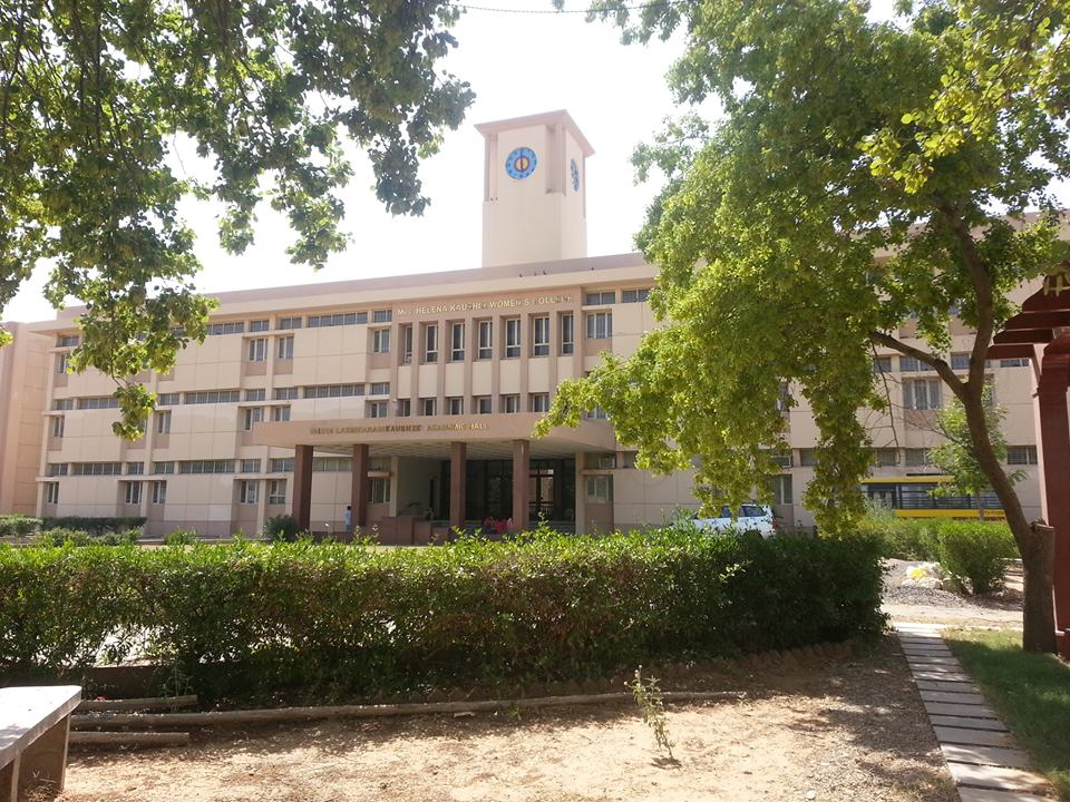 Mrs. Helena Kaushik Women's College in Malsisar